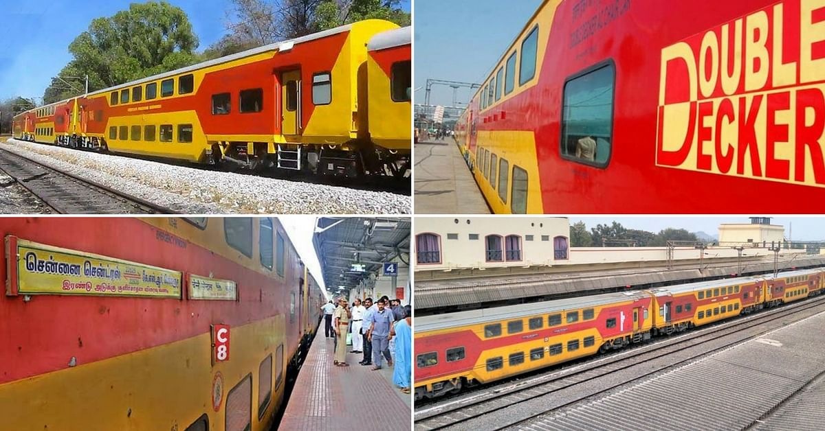 The Indian Railway's New UDAY Express All Set to Make Its Debut!