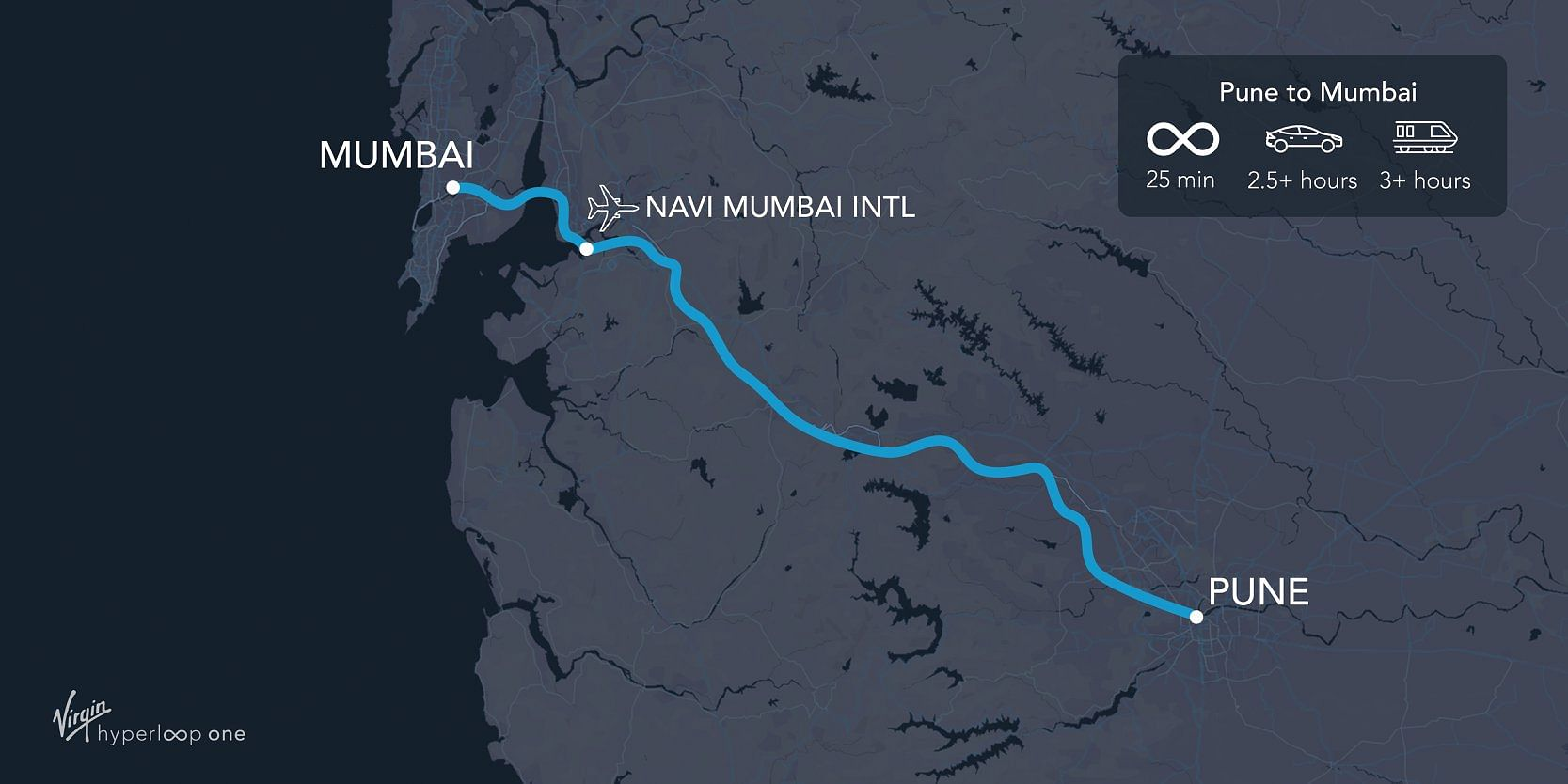 New technology promises Mumbai-Pune trip in 20 minutes