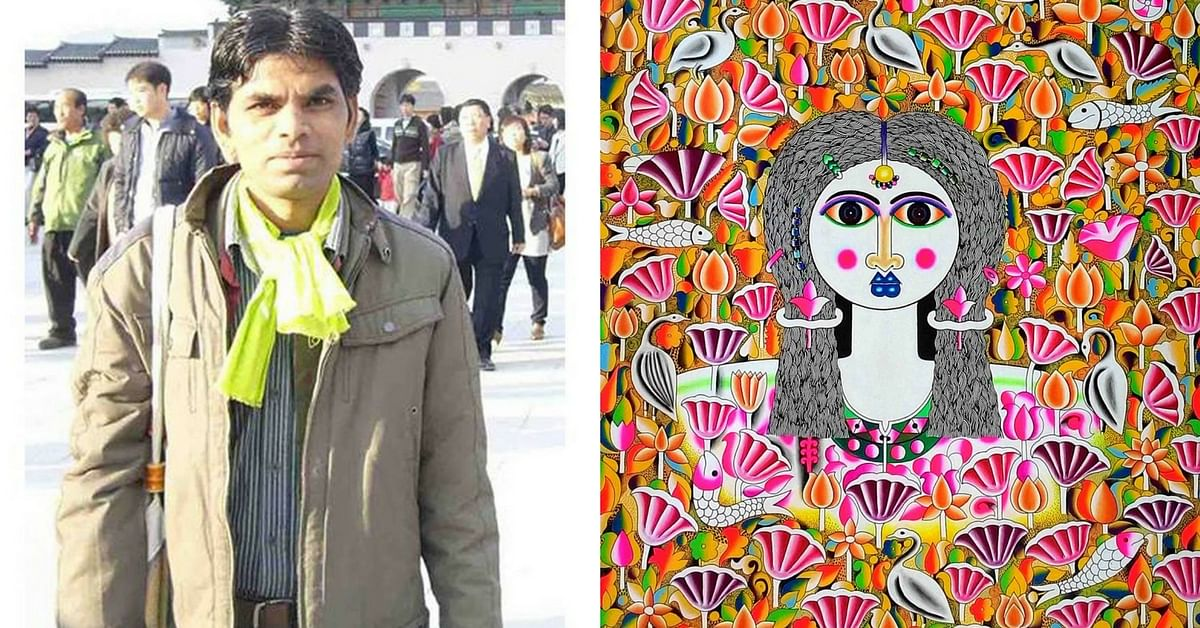 In Pics: This Award-Winning Vizag Artist's Paintings Will Show You Nature like Never Before