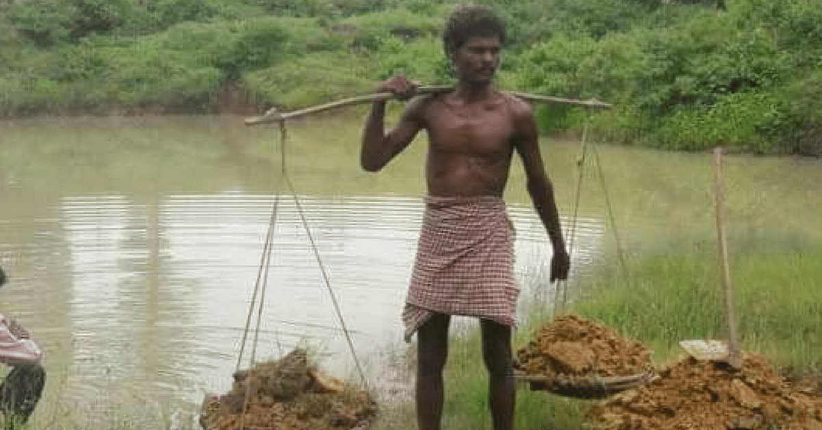 Slogging for 27 Years, This Man Single-Handedly Dug a Pond to Save His Village!