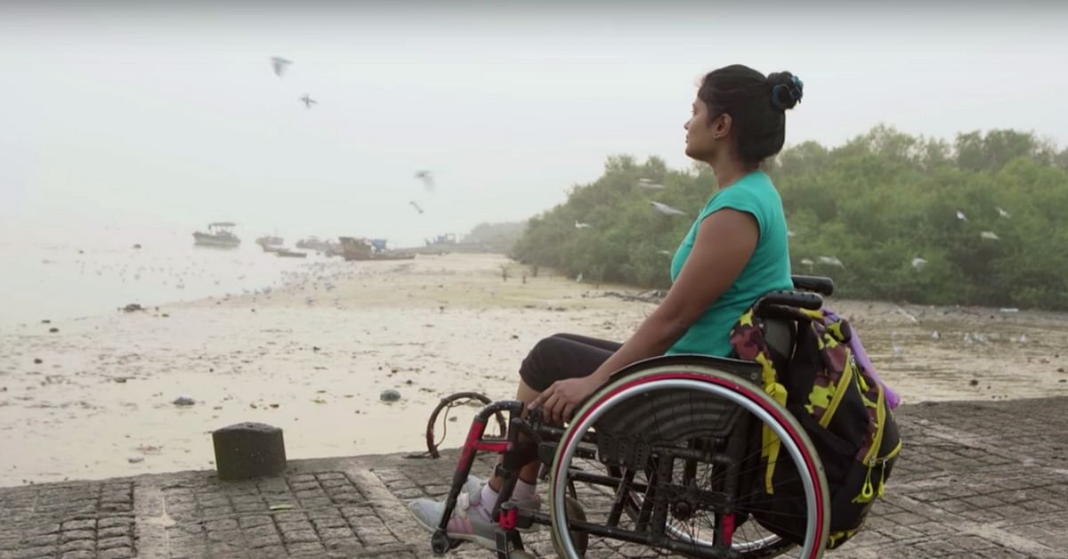 Video: At 18, She Was Confined To a Wheelchair. Today, She's a Sports Superstar!