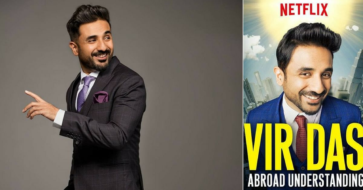 In a Rare Achievement, Vir Das Becomes First Indian Comedian To Get A Doctorate!