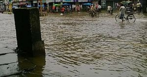 Waterlogging causes serious issues, and needs to be dealt with.Representative image only. Image Courtesy: Wikimedia Commons.
