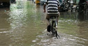 Waterlogging in Kochi might soon come to an end! Representative image only. Image Courtesy: Wikimedia Commons.