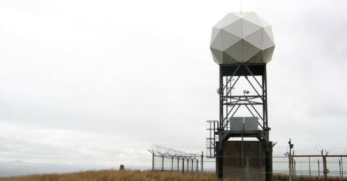 West Bengal's hi-tech weather radar, will be able to relay accurate information.Representative image only. Image Courtesy: Geograph.