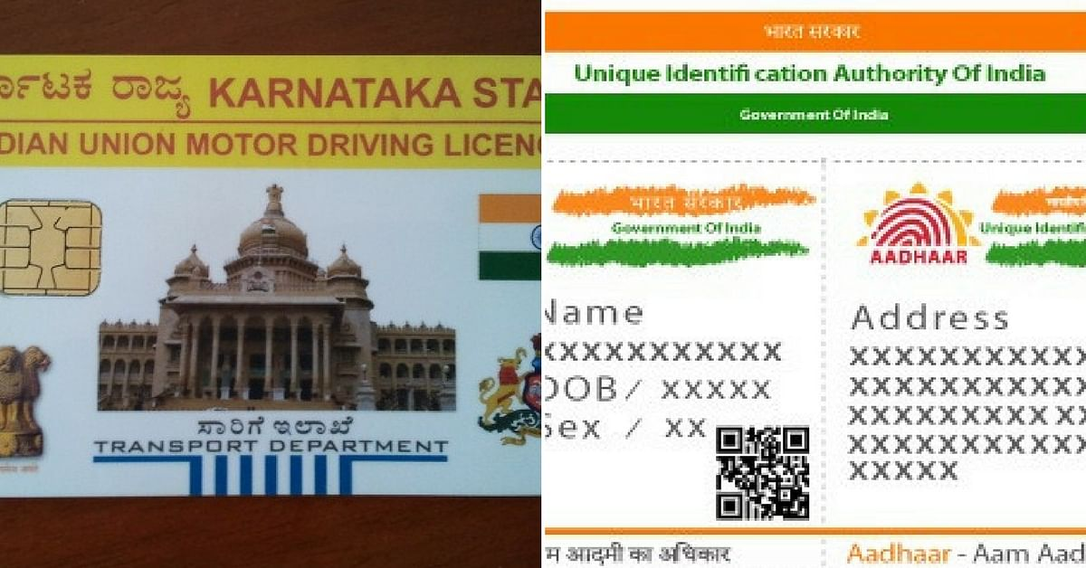 Your driving licence will be linked to your Aadhar card, a move to weed out fake licences. Representative image only. Image Courtesy: Wikimedia Commons.