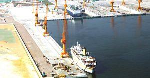 Duqr Port (Source: www.duqm.gov.om)