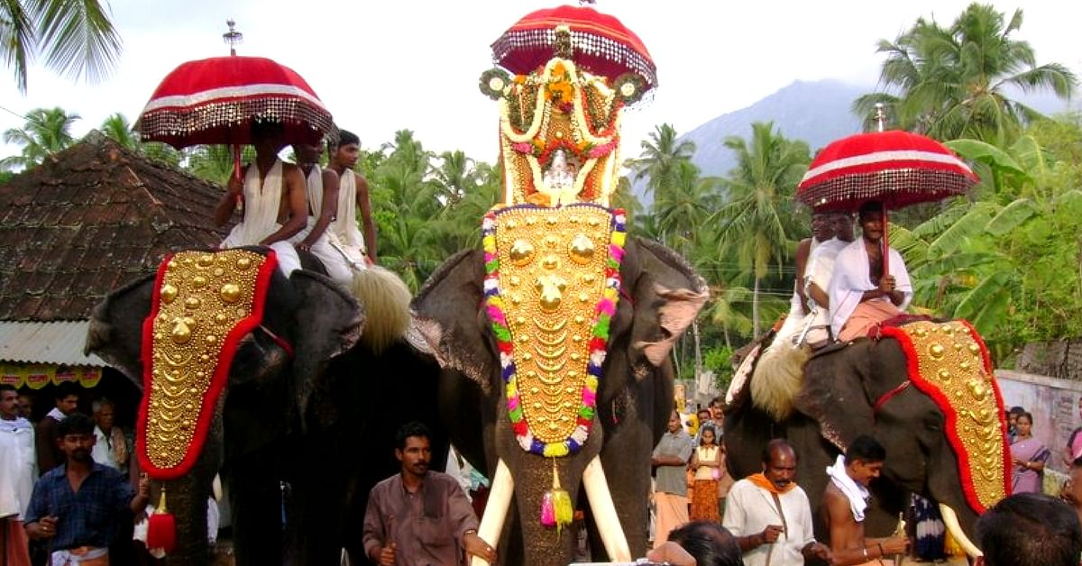 No More Elephants for Temple Run: How a Kerala Temple Is Showing the Way