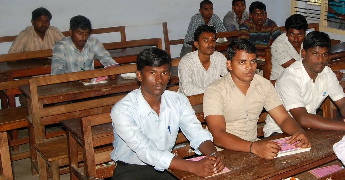 engineering colleges IIT NIT rural India