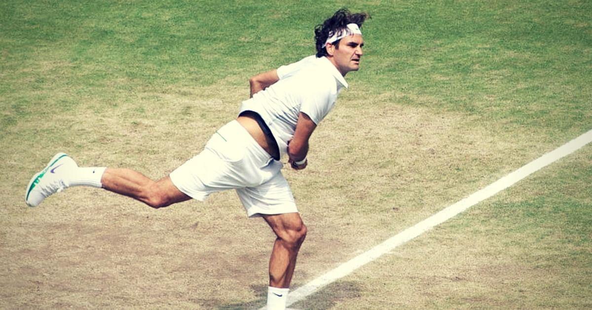 When Tennis Legend & World No.1 Roger Federer Visited Tamil Nadu