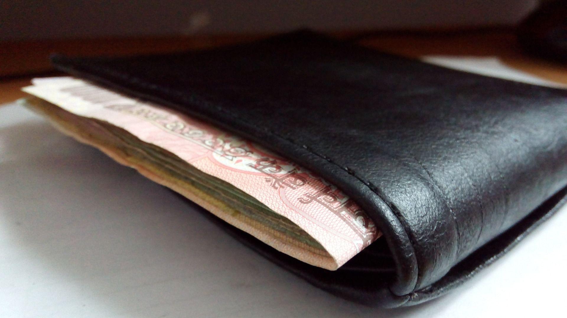 Andheri wallet yatin naik