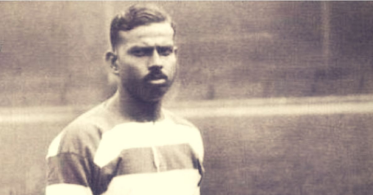 Playing Barefoot, Meet The Iconic Kolkata Footballer Who Impressed The Scots