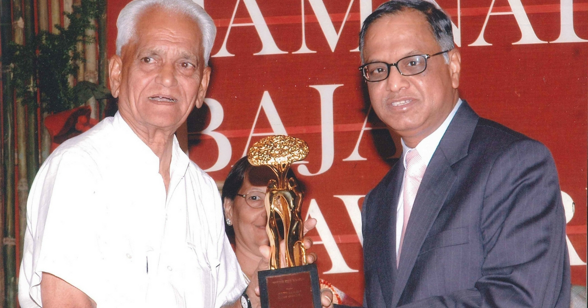 Inspired by Gandhiji, How This Freedom Fighter Brought Together Over 2500 People
