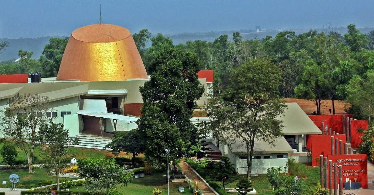 The Swami Vivekananda 3D Planetarium at Mangaluru will be India's one of a kind 3D planetariums