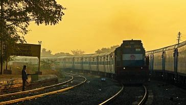 Book your tickets on the IRCTC website, to avail the insurance! Representative image only. Image Courtesy: Flickr.