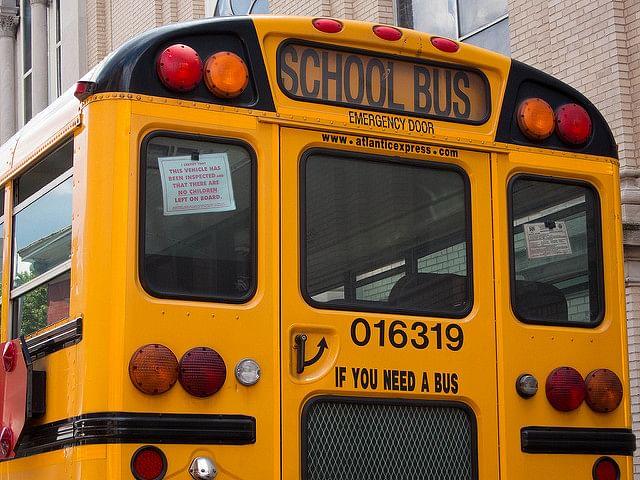 Mumbai school bus driver