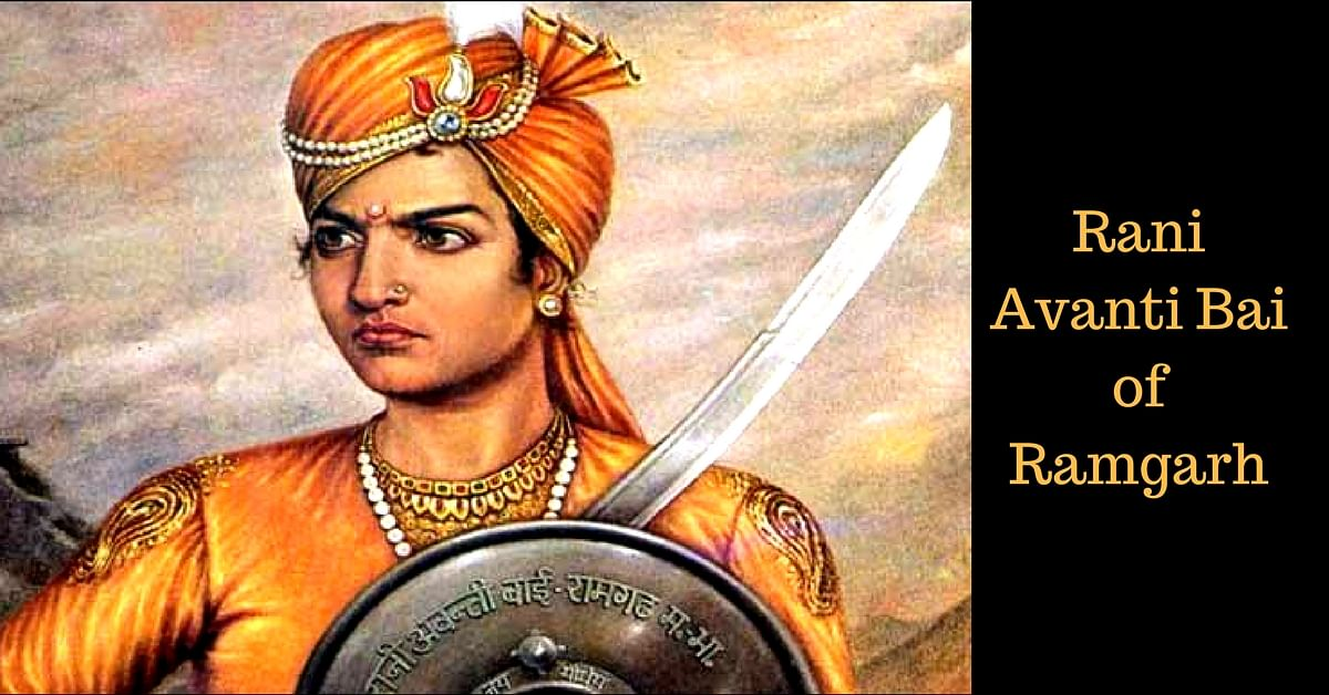 The Forgotten Rani of Ramgarh Who Raised An Army To Fight The British