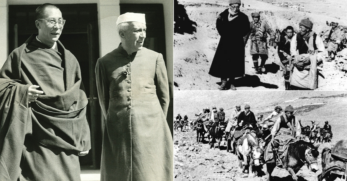 Remembering An Epic Journey: How Dalai Lama Escaped Tibet in 1959