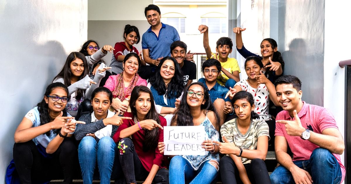 These Bengaluru Kids Are Going To UN Headquarters in NYC For An Awesome Reason