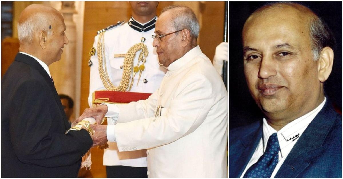 Udupi Ramachandra Rao, The ISRO Legend Behind India's First Satellite 'Aryabhata'