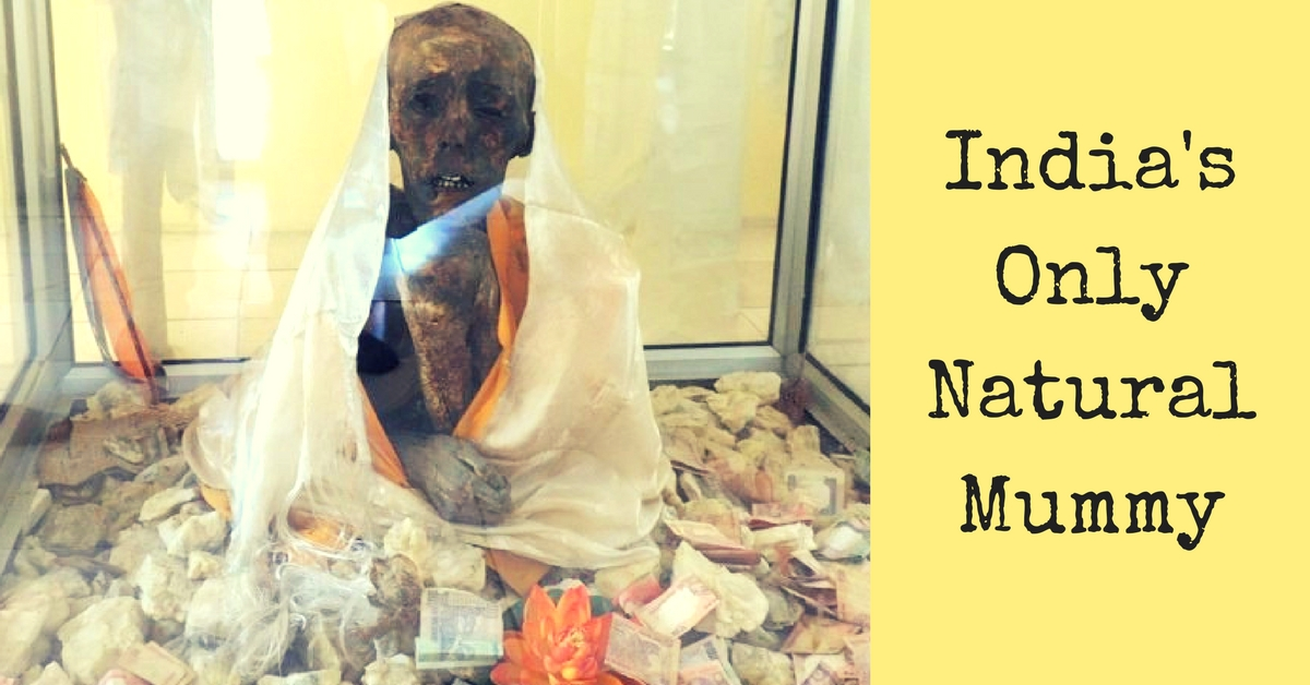 Skip Egypt and Go To Gue, the Village With India's Only Natural Mummy