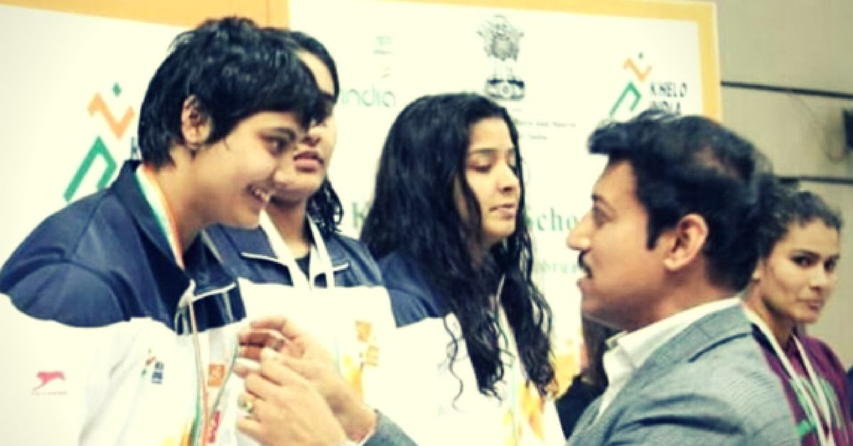 16-Year-Old Indore Girl Bags Six Medals, Makes 'Golden' Splash at Khelo India!