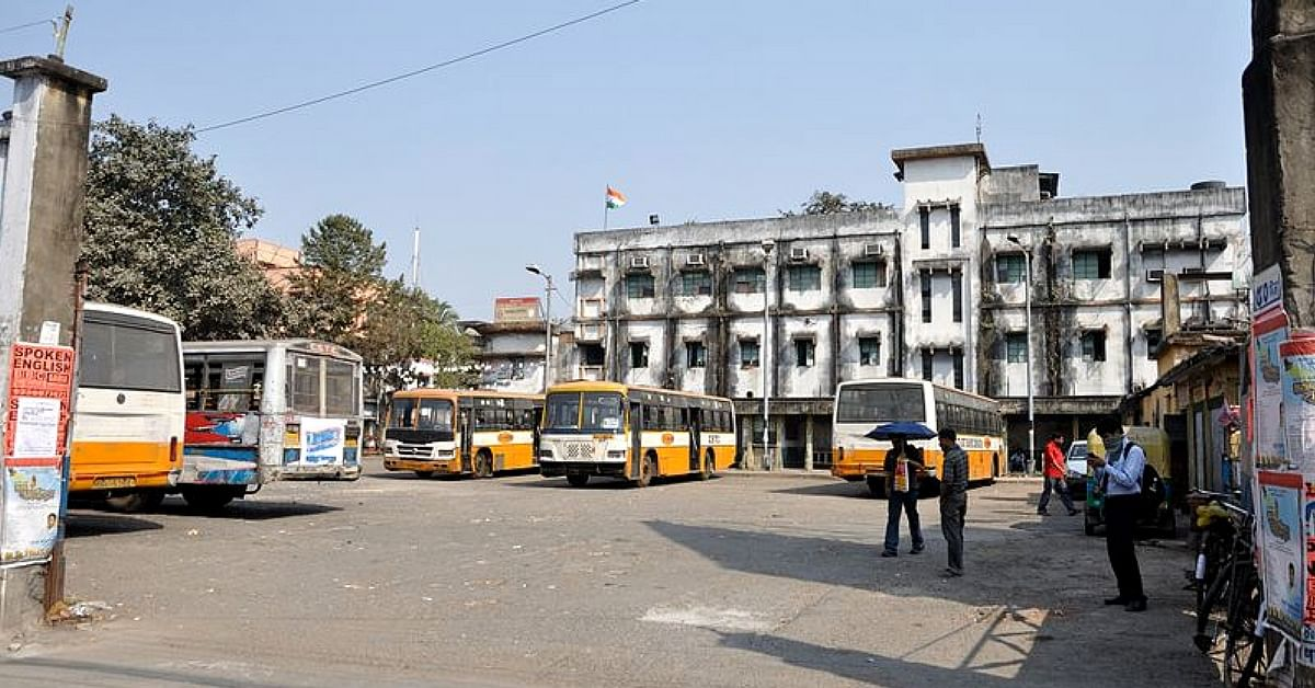 Kolkata Bus Shelters Soon to Have Everything You Need – WiFi, Food & Info