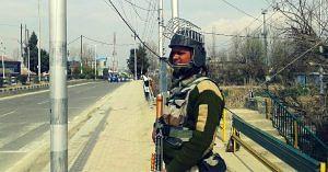 CRPF jawan Kashmir