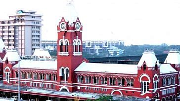Chennai Central is all set for some amenities, courtesy the Railways. Image Courtesy: Wikimedia Commons