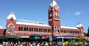 Chennai Central is all set to get a range of amenities, thanks to the Railways. Image Courtesy: Wikimedia Commons.