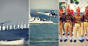 Combining elements of the BSF, the Indian Navy and the Coast Guard, the National Academy of Coastal Police shall strengthen our coastline. Representative image only. Image Courtesy: Wikimedia Commons.