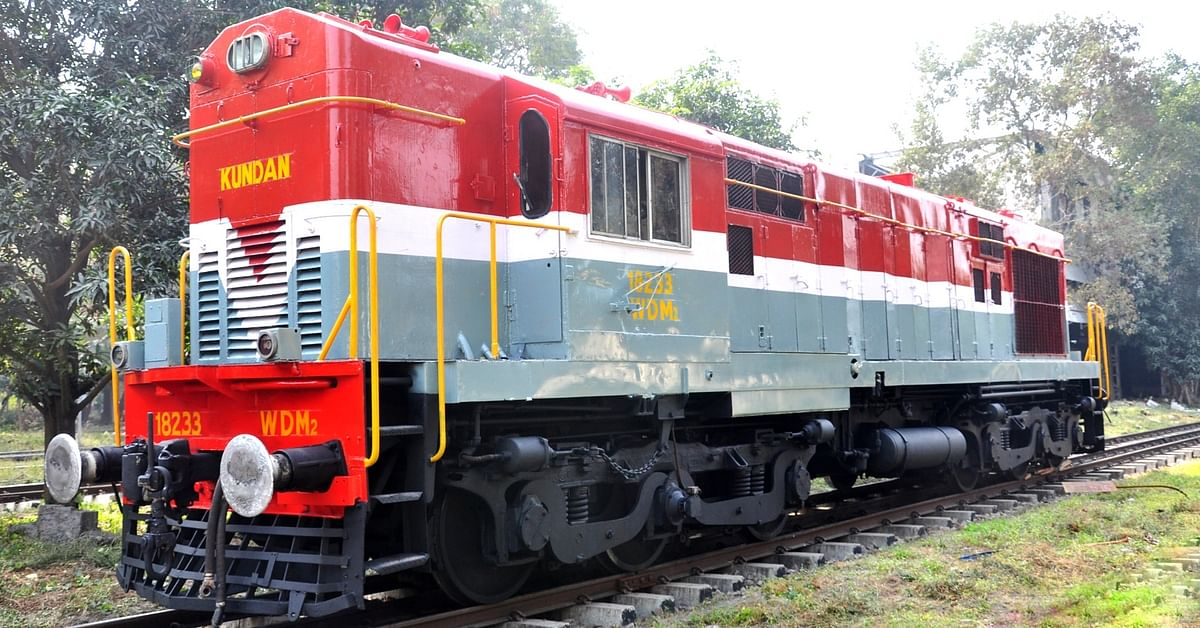 Indian railways uses indigenous tech to convert loco from