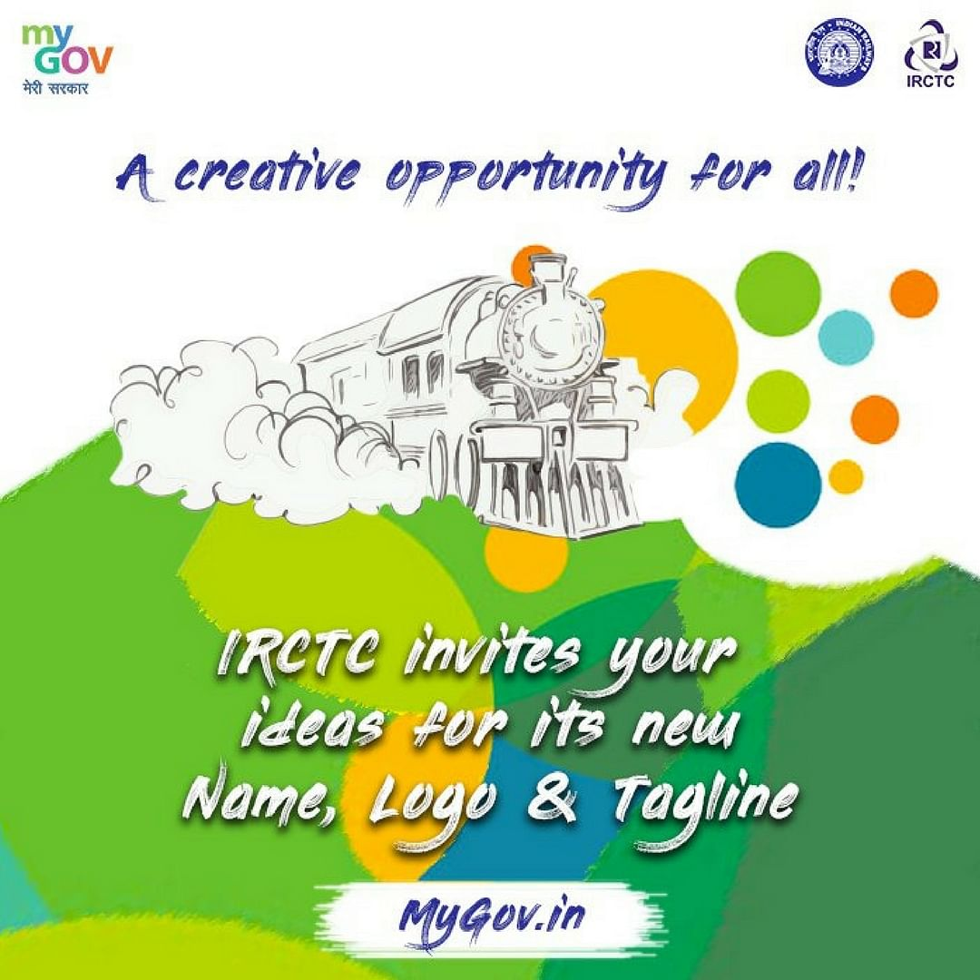 Enter the IRCTC contest and stand a chance to win. a lakh. Picture Courtesy: Twitter.