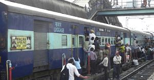 Fining ticket-less travellers helped the Railways earn Rs 1097 crore! Representative image only. Image Courtesy; Flickr