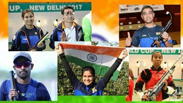 India's young guns triumph in ISSF competition