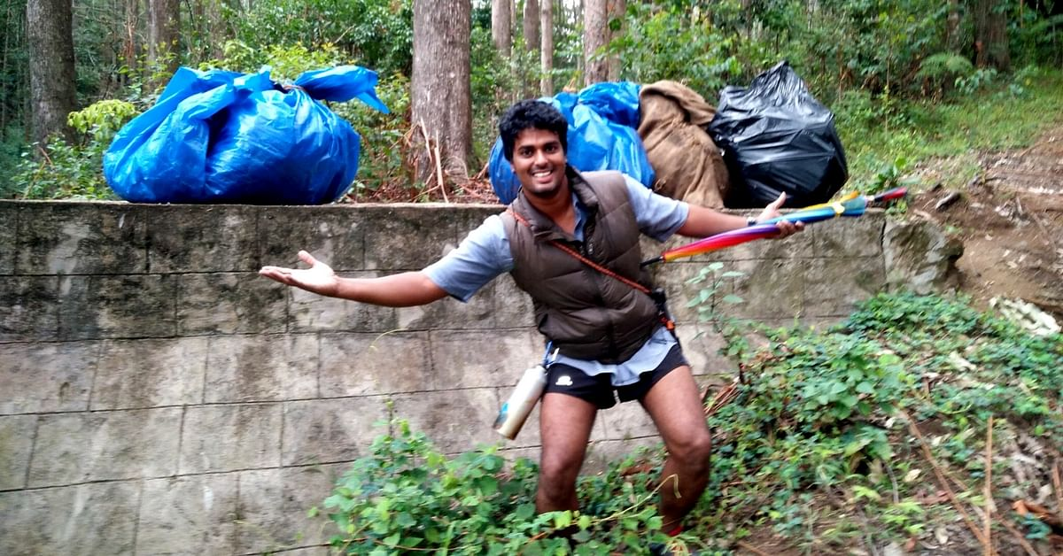 Good for You, Good for the Earth: 'Plogging' in Kodaikanal Is the Thing to Do!