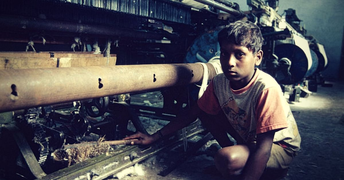 Andhra Pradesh, NGOs Join Hands; Rescue 150 Children from Illegal Labour!