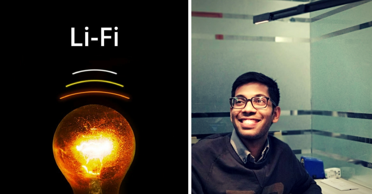 Internet Access 100 times Faster Than Wi-Fi? The Story Of An Indian Start-Up