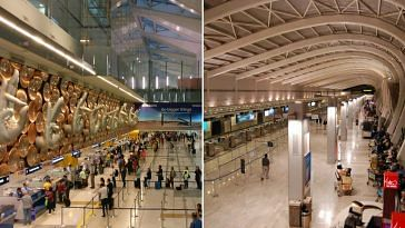 Mumbai Delhi world's best airports