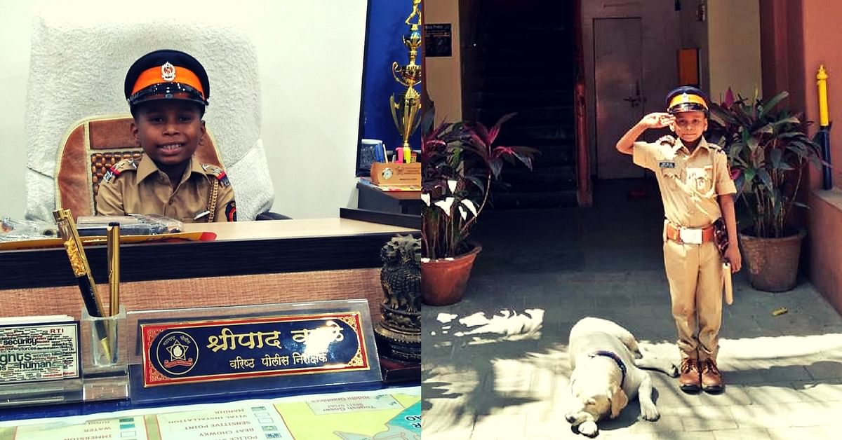 How the Mumbai Police Helped Fulfill a 7-Year-Old Cancer Kid's Biggest Dream!