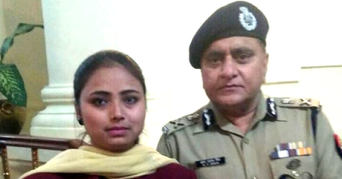 Meet Nazia Khan, the Gutsy 18-Year-Old Appointed Special Officer by U.P Police!