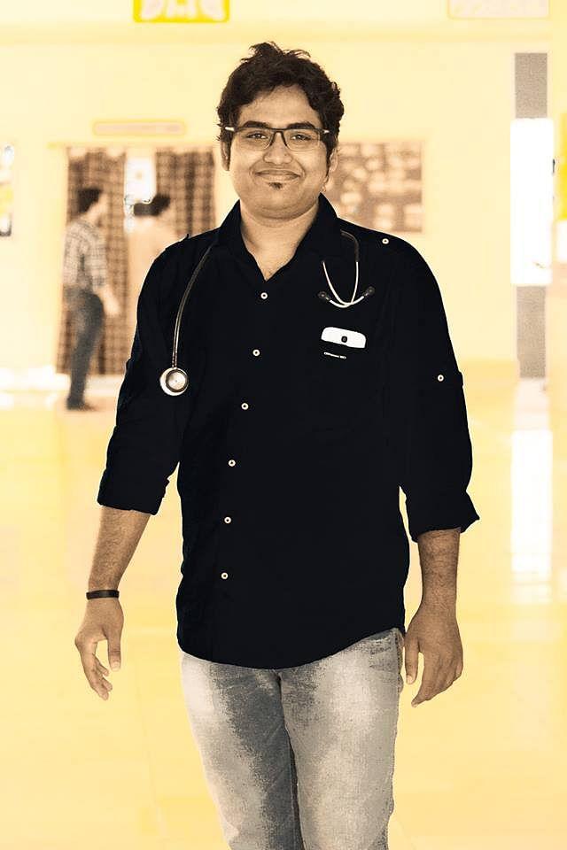 Dr Yagnadatta Rath. (Source: Facebook)