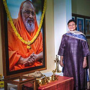 Sabarmatee Tiki, will be conferred the prestigious Nari Shakti Puraskar award. Image Courtesy: Twitter
