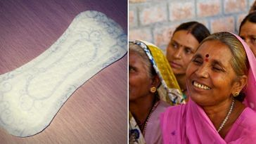 'Suvidha', a low-cost, biodegradable sanitary napkin for women. Representative image only. Image Courtesy: Wikimedia Commons