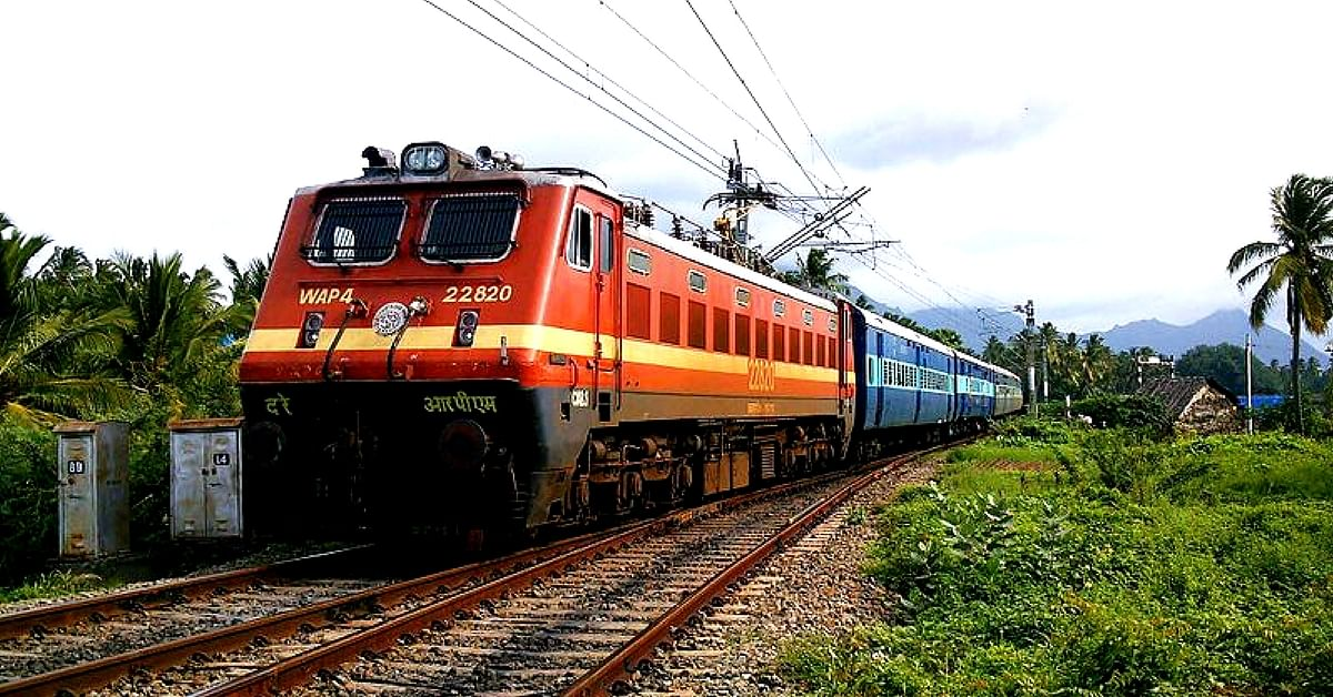 IRCTC, via 'Ipay', wants to change the way you transact with the Railways. Representative image only. Image Courtesy: Wikimedia Commons.