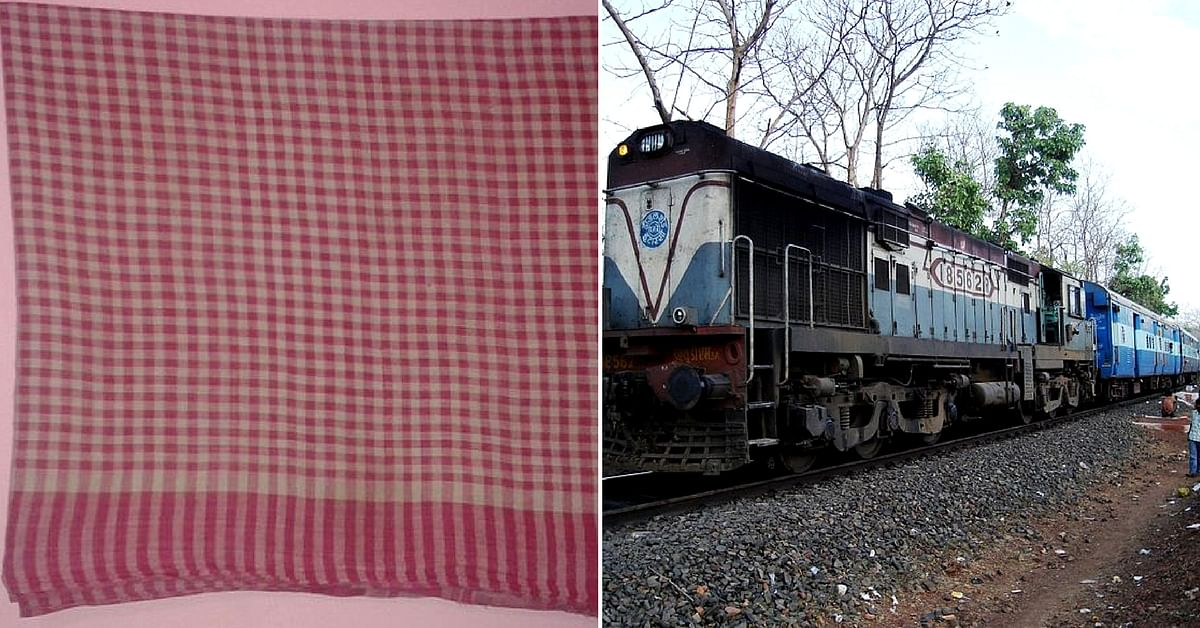 The Rajdhani would have met with a major mishap, if it was not for the locals waving the red gamcha. Image for representative purposes only. Image Courtesy:Wikimedia Commons.