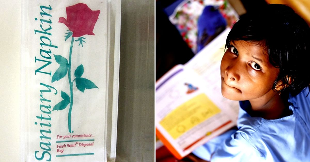 The Tamil Nadu authorities are setting a fine example of menstrual hygiene. Representative image only. Image Courtesy: PX Here.