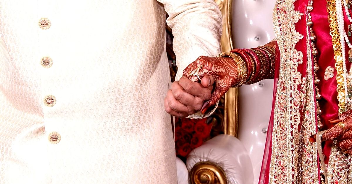The U.P Police helped the couple get married, in the police station! Representative image only. Image Courtesy: PXHere.