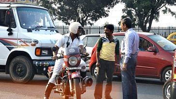 Traffic violators will have no way of fooling the Kolkata Police. Representative image only. Image Courtesy: Wikimedia Commons.