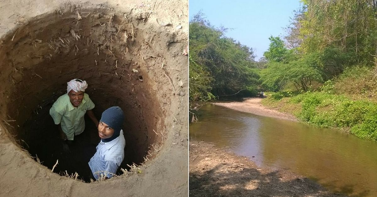 After Coimbatore's Water Table Collapsed, This Simple Initiative Revived It